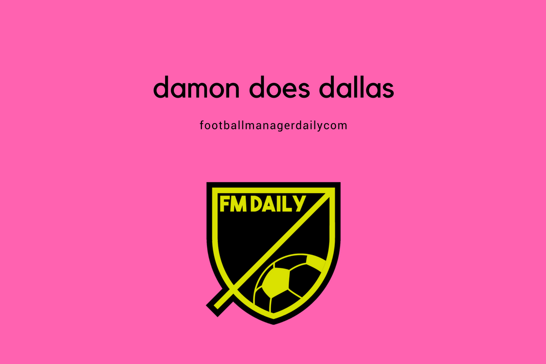 Damon Does Dallas