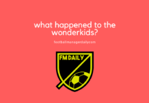 What Happened to the Wonderkids?