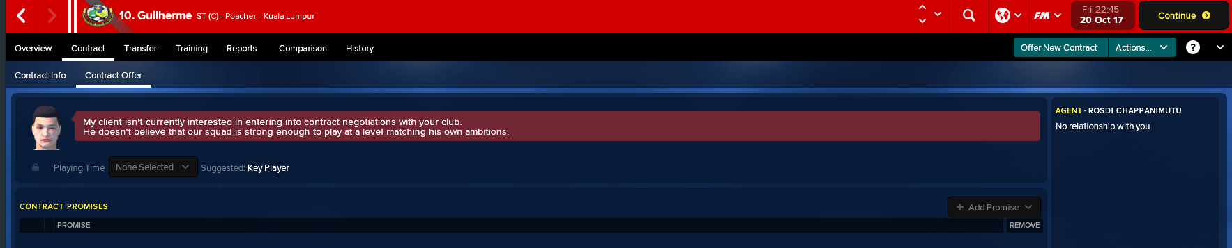 5 things to do when you win promotion FM18