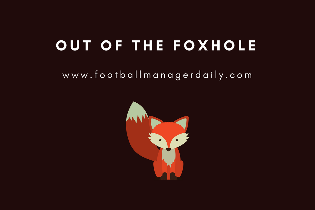 Out of the Foxhole