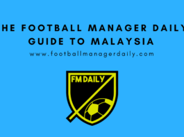 The Football Manager Daily Guide to Malaysia