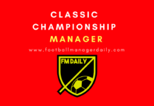 Classic Championship Manager