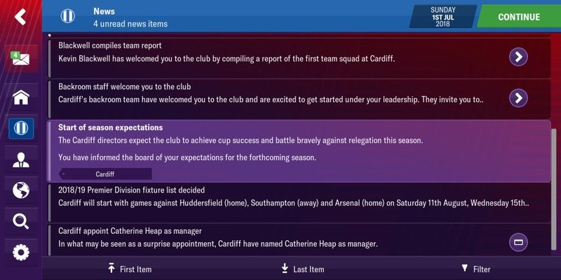 Football Manager 2019: Paying Close Attention to Systems Could Prove